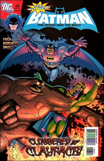 All-New Batman: Brave and the Bold 6-A by DC