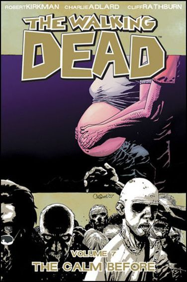 Walking Dead 7-B by Skybound Entertainment