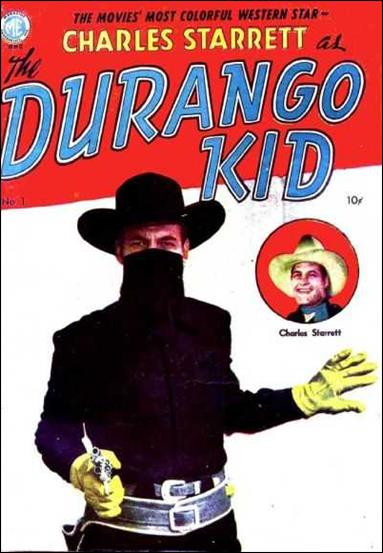Durango Kid (1949) 1-A by Magazine Enterprises