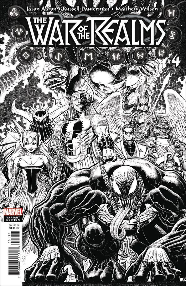 War of the Realms 4-H by Marvel