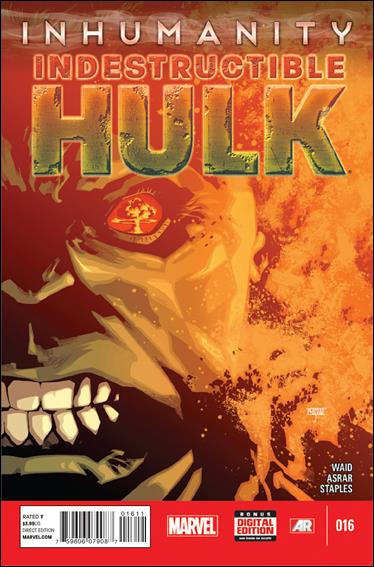 Indestructible Hulk 16-A by Marvel
