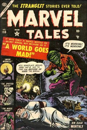 Marvel Tales (1949) 118-A