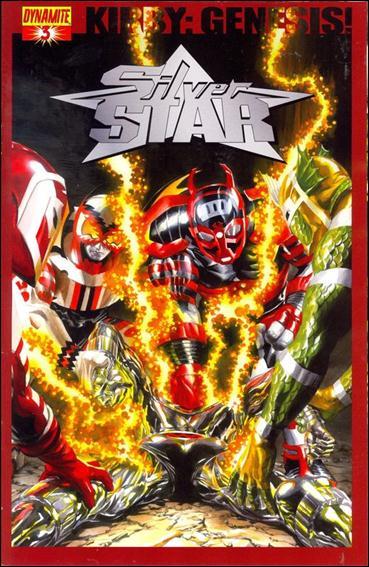 Kirby: Genesis - Silver Star 3-A by Dynamite Entertainment