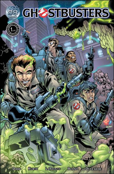 Ghostbusters: Legion 1-A by 88mph