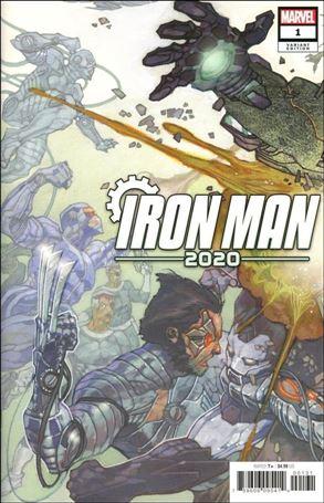 Iron Man 2020 (2020) 1-G