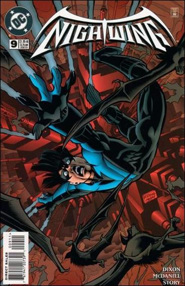 Nightwing (1996) 9-A by DC