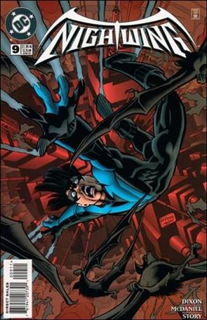Nightwing (1996) 9-A