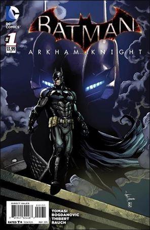 Batman: Arkham Knight 1-C