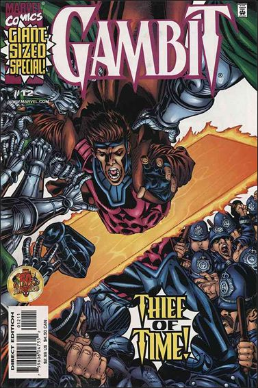Gambit (1999) 12-A by Marvel