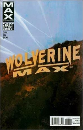 Wolverine Max 8-A