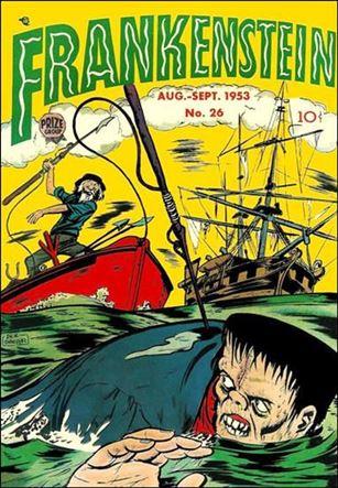Frankenstein (1945) 26-A