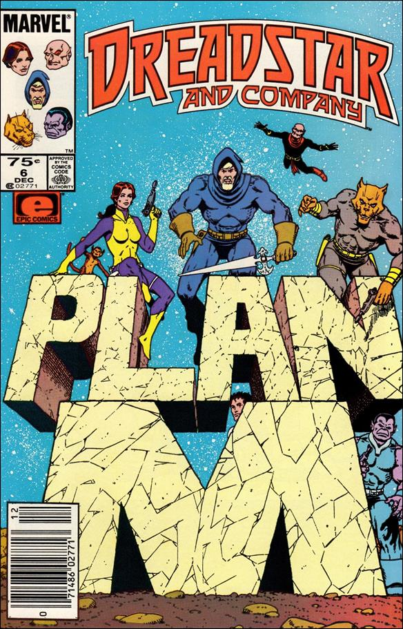 Dreadstar and Company 6-A by Epic