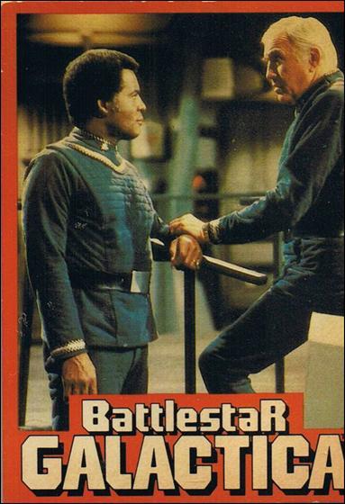 Battlestar Galactica Wonderbread Set (Promo) 18-A by Universal Studios