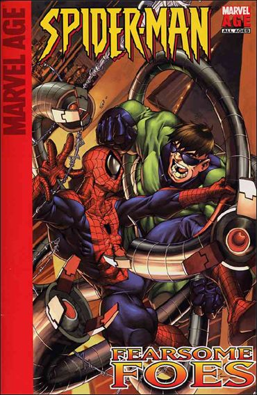 Target Marvel Age Spider-Man 1-A by Marvel