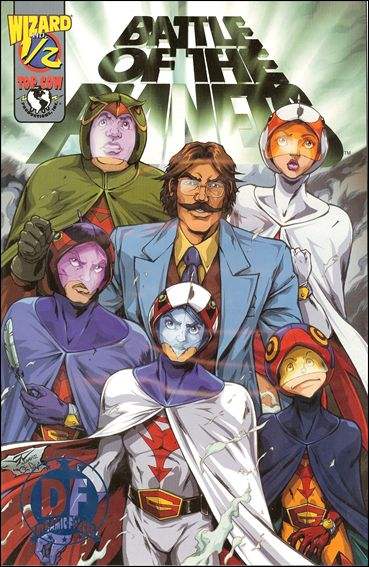 Battle of the Planets (2002) 1/2-C by Top Cow