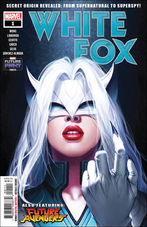 Future Fight Firsts: White Fox 1-A by Marvel