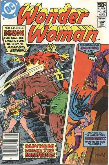 Wonder Woman (1942) 282-A by DC