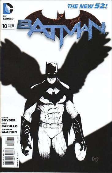 Batman (2011) 10-E by DC