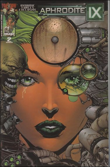 Aphrodite IX (2000) 2-E by Top Cow
