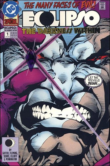 Eclipso: The Darkness Within 1-B by DC