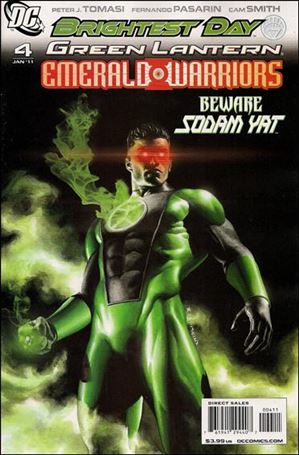 Green Lantern: Emerald Warriors 4-A