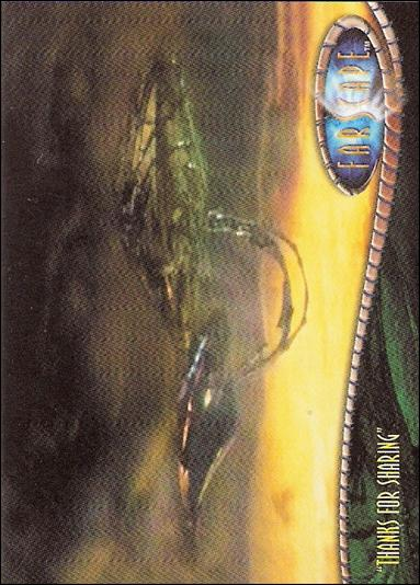 Farscape: Season Three (Base Set) 168-A by Rittenhouse
