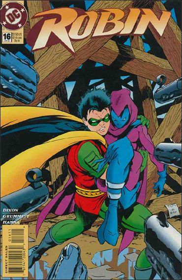 Robin (1993) 16-A by DC