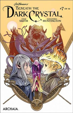 Jim Henson's Beneath the Dark Crystal 7-A
