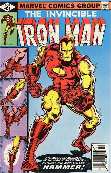 Iron Man (1968) 126-A by Marvel