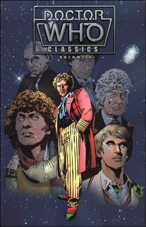 Doctor Who Classics 6-A