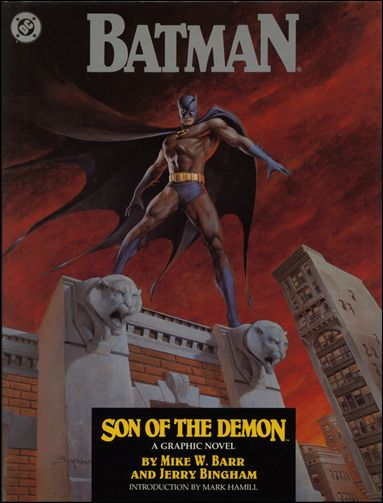 Batman: Son of the Demon 1-A by DC