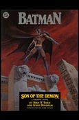 Batman: Son of the Demon 1-A