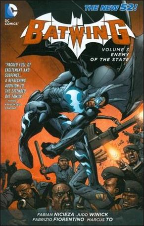 Batwing 3-A
