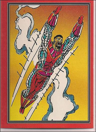 Youngblood: Series 1 (Base Set) 53-A by Comic Images