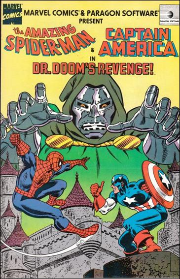 Doctor Doom's Revenge 1-A by Marvel
