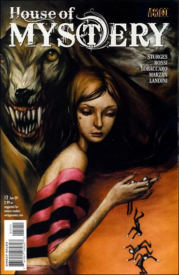 House of Mystery (2008) 12-A by Vertigo