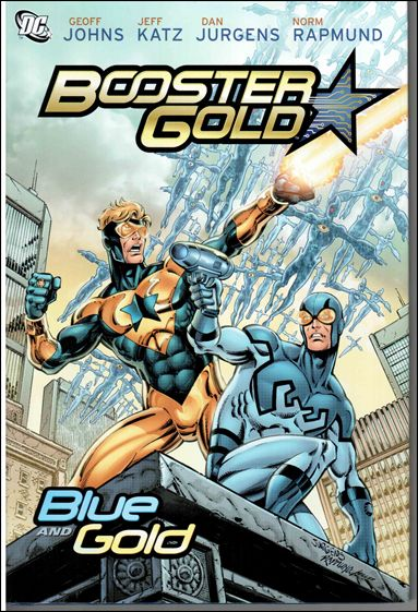 Booster Gold 2-A by DC