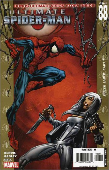 Ultimate Spider-Man (2000) 88-A by Marvel