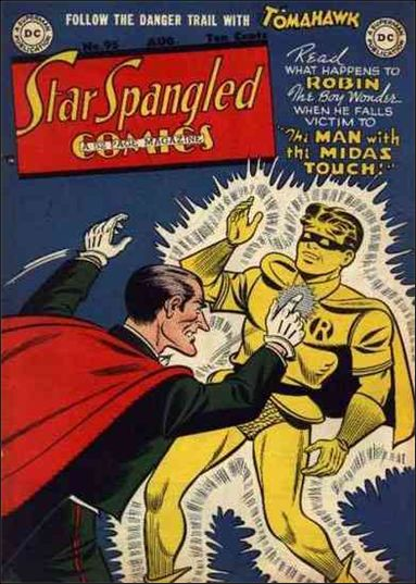 Star Spangled Comics (1941) 95-A by DC
