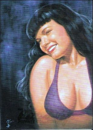 Bettie Page Private Collection (Preview) PREV-1-A