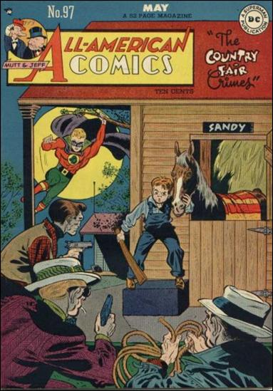 All-American Comics (1939) 97-A by DC