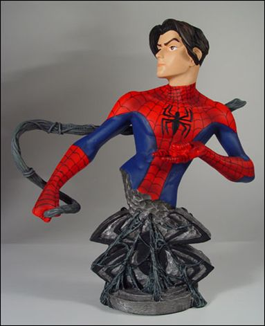 Ultimate Spider-Man Busts Tower Records Exclusive 1/2500 by Diamond Select