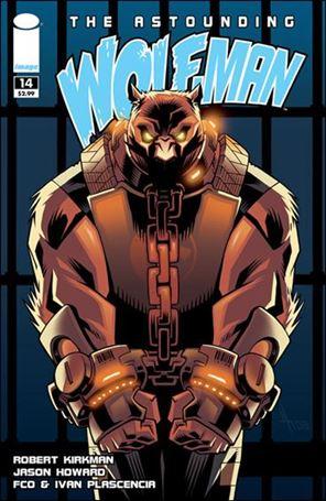 Astounding Wolf-Man 14-A