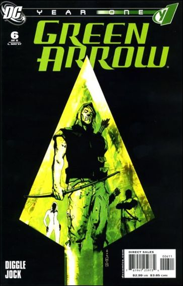 Green Arrow: Year One 6-A by DC