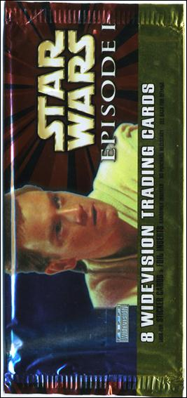Star Wars: Episode I Widevision: Series 1 2-M by Topps