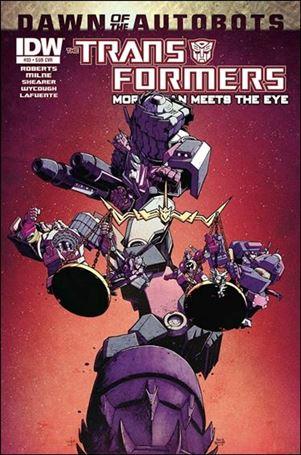 Transformers: More Than Meets the Eye (2012) 33-B