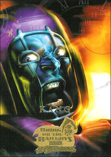 2008 Marvel Masterpieces: Series 3 (Base Set) 20-A by SkyBox