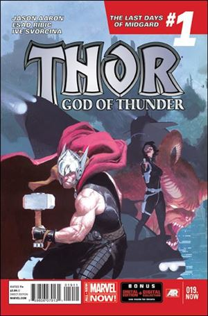 Thor: God of Thunder 19-A