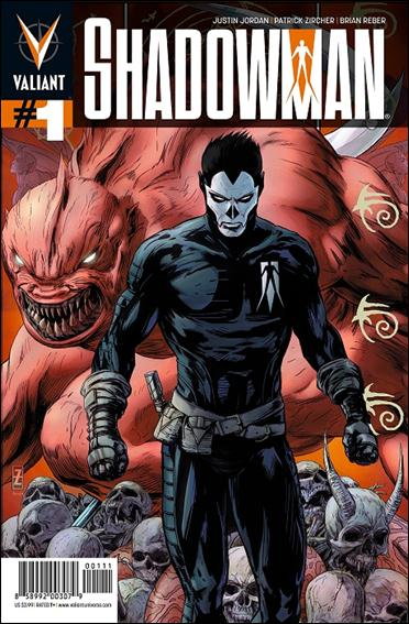Shadowman (2012) 1-A by Valiant Entertainment