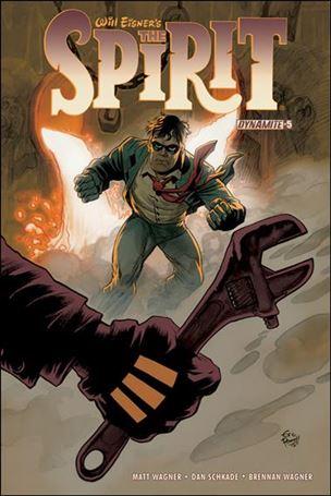 Will Eisner's The Spirit 5-A